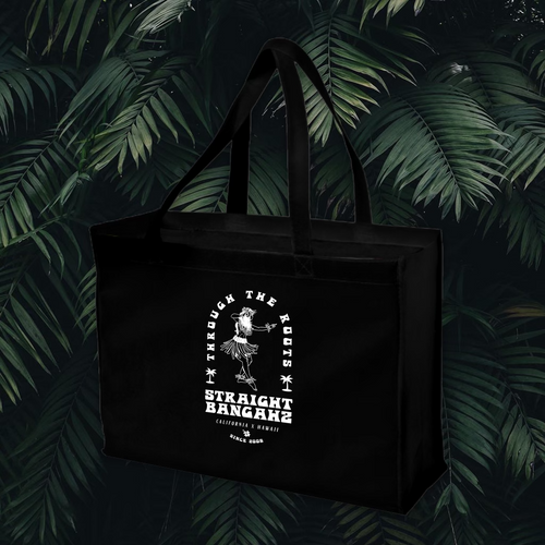 Straight Bangahz Tote Bag