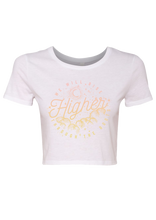 Load image into Gallery viewer, Women's Higher Crop Tee