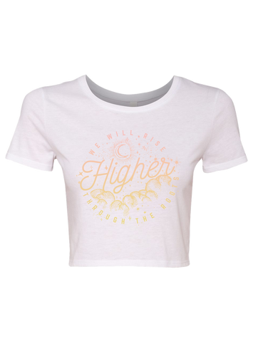 Women's Higher Crop Tee
