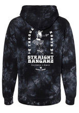 Load image into Gallery viewer, TIE-DYE STRAIGHT BANGAHZ HOODIE