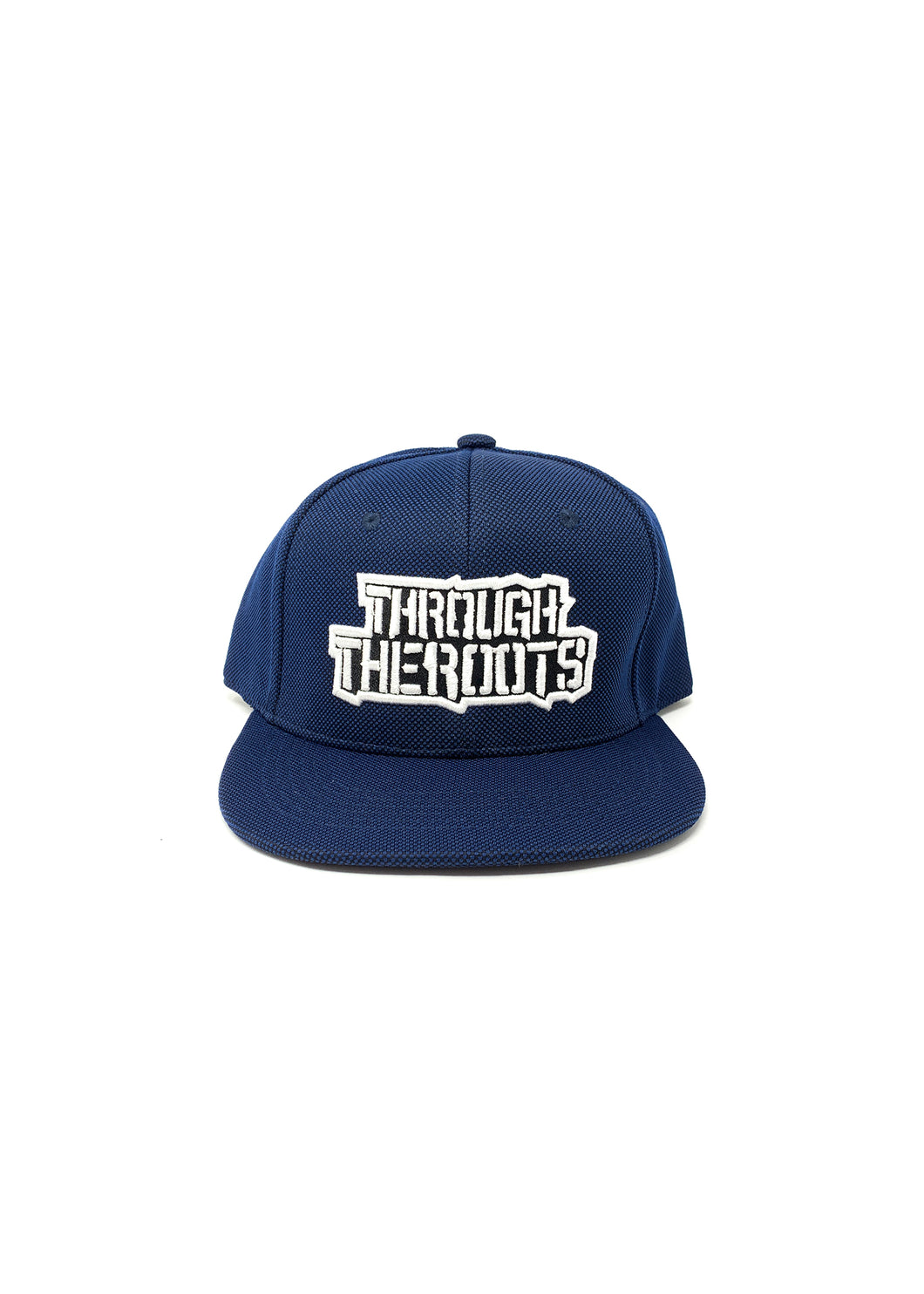 Navy With Black TTR Snapback