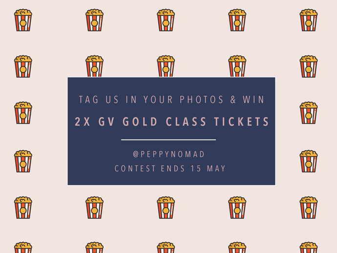 WIN 2X GOLDEN VILLAGE GOLD CLASS TICKETS