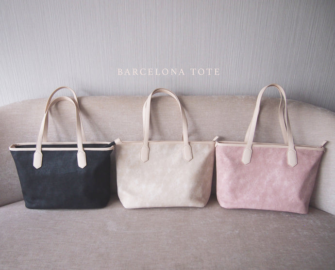 WHY WE LOVE THE BARCELONA TOTE