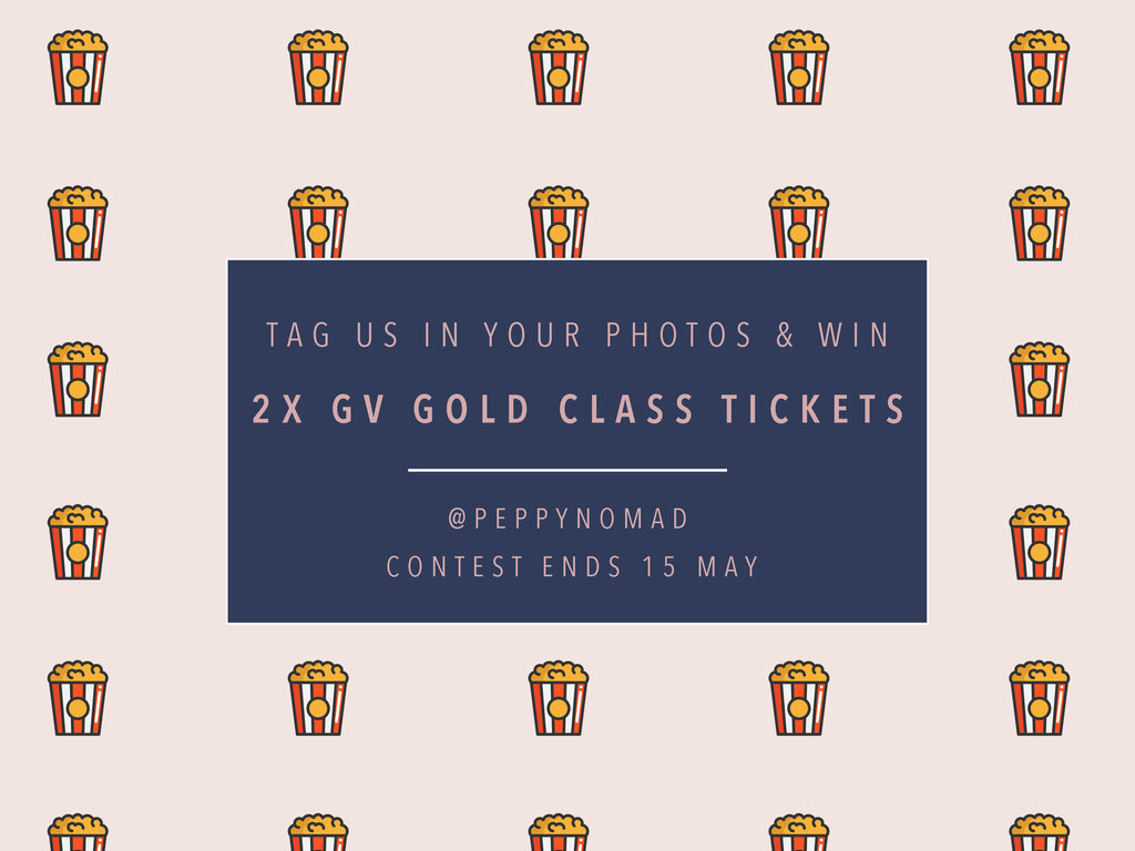 TAG US AND WIN 2 GV GOLD CLASS TICKETS