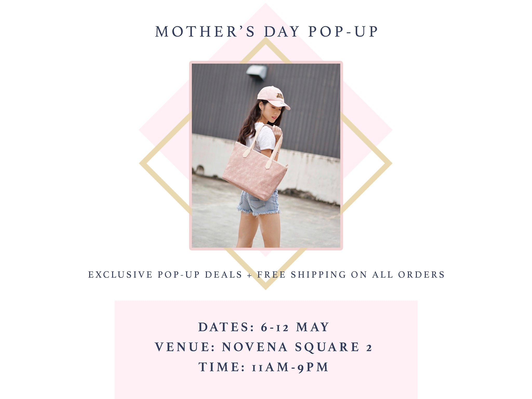 Peppy Nomad Mother's Day Pop Up at Novena Square 2