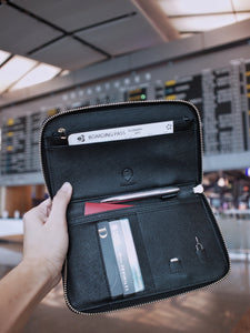 Copenhagen Wallet - Black