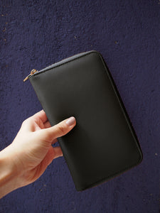 Copenhagen Wallet Black