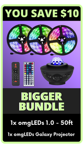 omgLEDs 1.0 Bigger Bundle