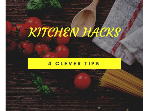 4 Best Kitchen Hacks Nobody Told You About
