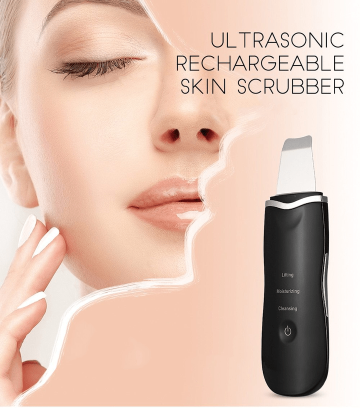 Ultrasonic Skin Smoother