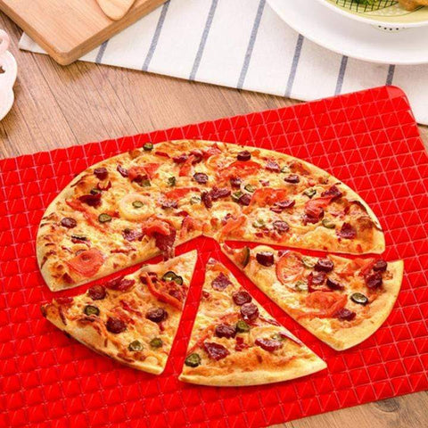 """Pyramid Mat"" Nonstick Silicone Cooking Mat"