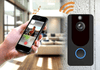 Image of V7 X MODEL®  1080P  Wireless Doorbell Video Camera With 2 Way Audio Technology