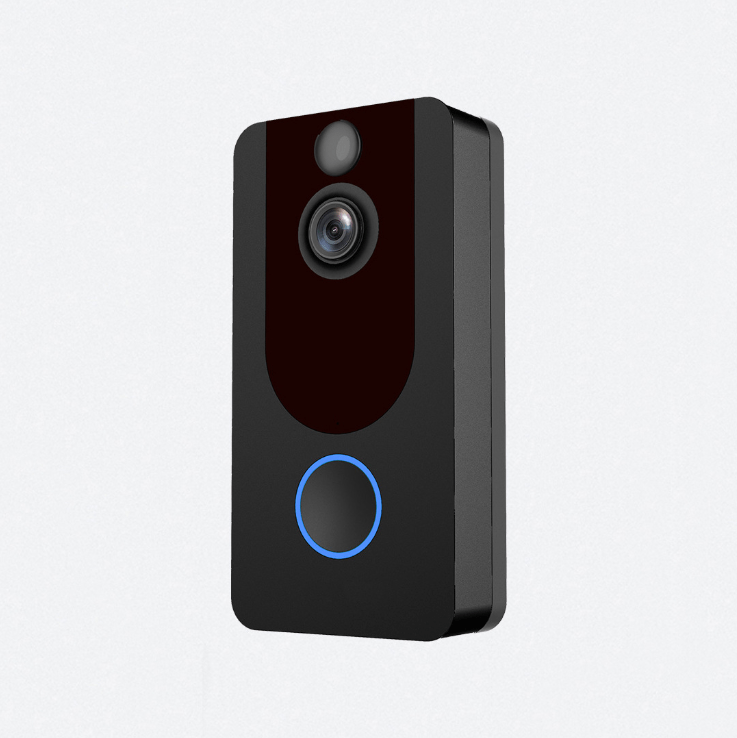 V7 X MODEL®  1080P  Wireless Doorbell Video Camera With 2 Way Audio Technology