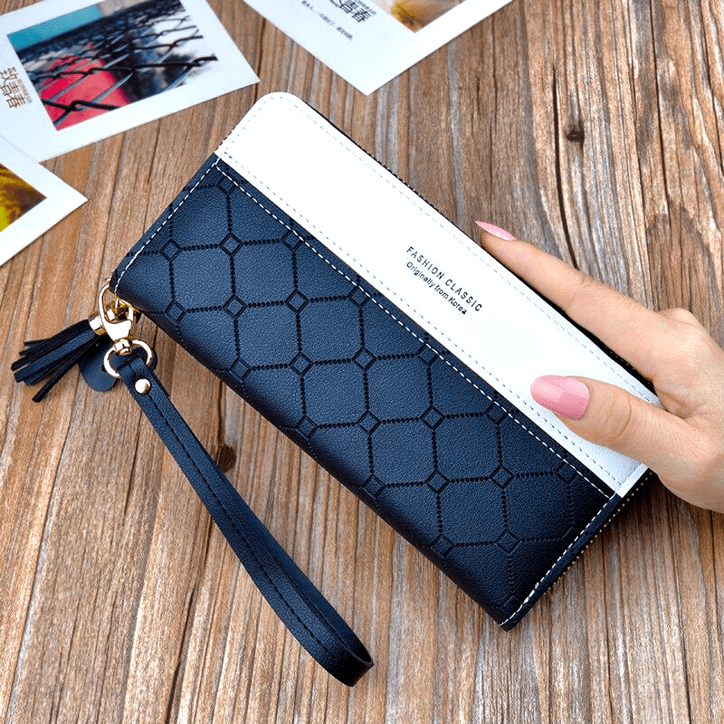 FASHION CLASSIC® Carré Women Luxury Wallet