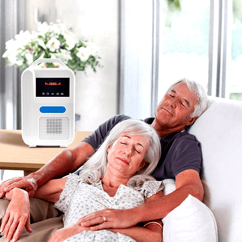 AERESPIRE® - Smallest Portable Oxygen Concentrator Machine