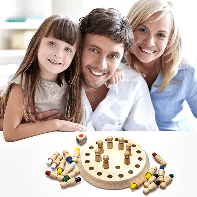 Memory Match Stick Game® Family Board Game For Kids And Adults