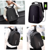 Image of anti theft proof secure travel usb backpack best waterproof anti theft proof secure travel usb backpack