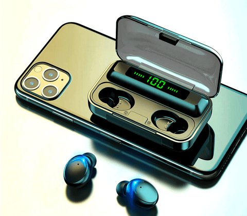 Bluetooth Wireless Earbuds Earphones