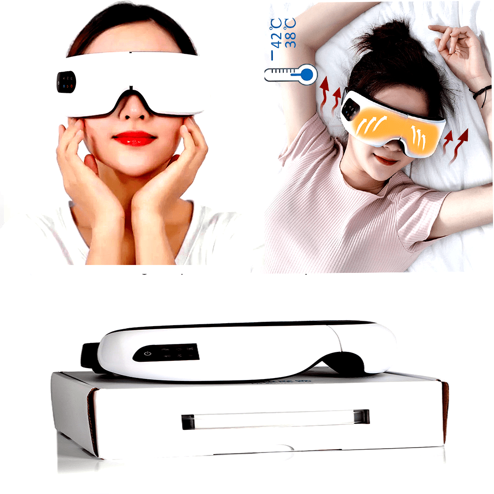 eye massager tool with heat best under eye massager machine with heat for dry eye dark circles