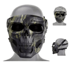 Image of Full Face Tactical Skull Scary Mask