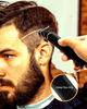 Image of hair clippers trimmer professional cordless hair clippers beard trimmer barber clipper