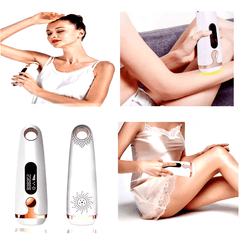 handheld personal laser hair removal device kit for face upperlip bikini arms armpit legs chin back best at home ipl permanant laser removal machine device men women sale