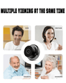 MINISPY® - 1080P HD Hidden Mini Spy WIFI Wireless Camera With 2 Ways Audio Technology