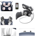 MYNOVIX®  - Neck Pulse Massager Machine  With Heat