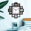 Image of Unique Decorative Wall Clock Battery Operated For Home Kitchen Sale