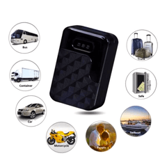 TRACKMAGIC® - Super Magnetic  Car GPS Tracker With Extended Battery and Live Audio Monitoring, No Monthly Fee