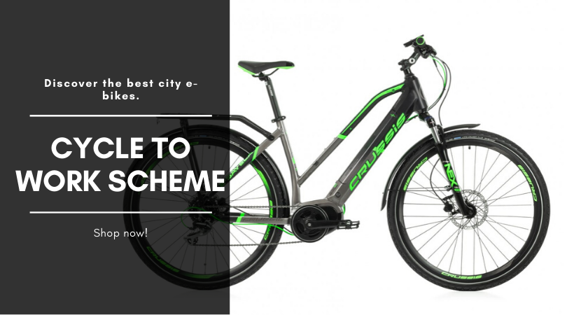 How to buy e-bike through the Cycle to work scheme?