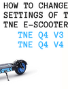 TNE Q4 V3 PLUS | TNE Q4 V4 PLUS MENU SETTINGS
