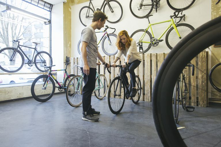 HOW TO CHOOSE A BICYCLE, E-BIKE SIZE ACCORDINGLY TO YOUR HEIGHT | S, M, L, XL SIZES EXPLAINED