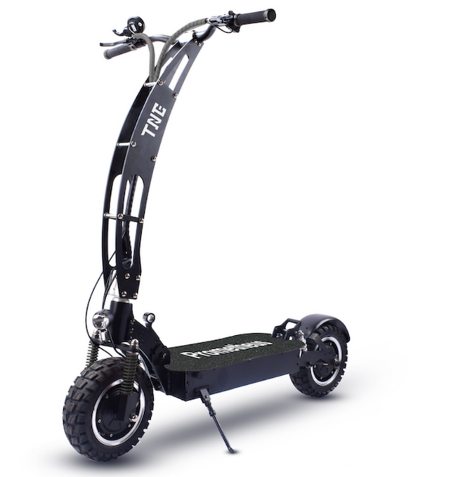 TNE ELECTRIC SCOOTERS OVERVIEW