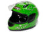 Children Full Face Helmet Green