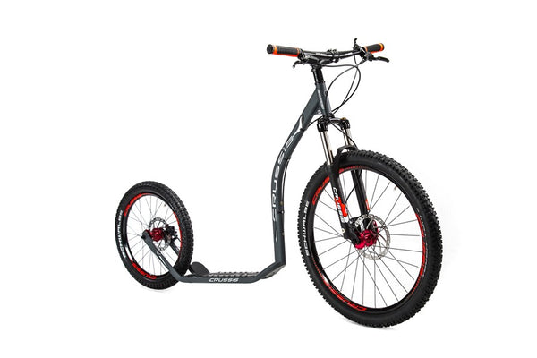 CRUSSIS Scooterbike Cross 6.3
