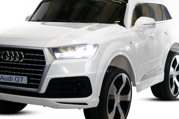 Licensed Children Electric Car Audi Q7 Premium 2 x 35W