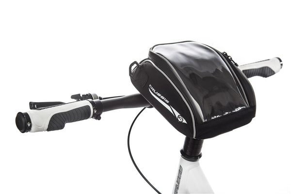 Crussis Front BiG Saddle BAg