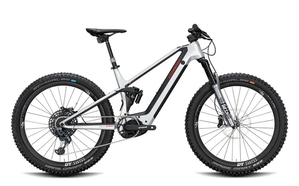 Mountain Full Suspension E-Bike Conway Xyron 927 Carbon