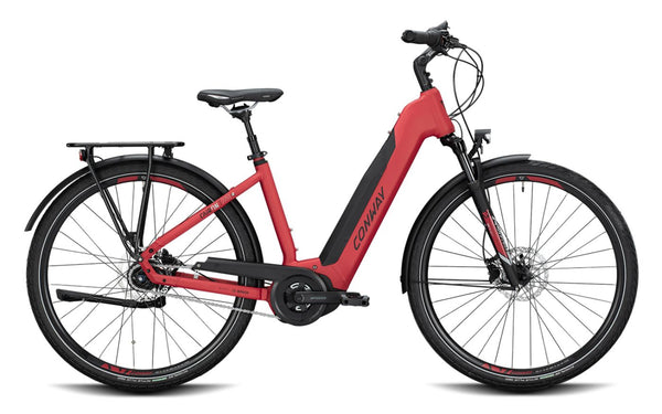 Trekking E-Bike Conway Cairon T 270 SE Wave 500