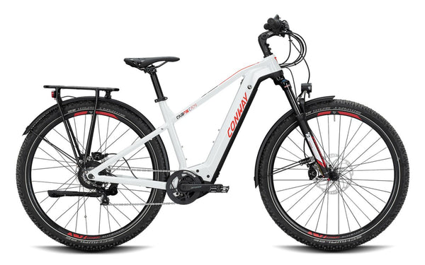 Mountain Hardtail E-Bike Conway Cairon C 829