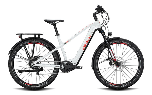 Mountain Hardtail E-Bike Conway Cairon C 827