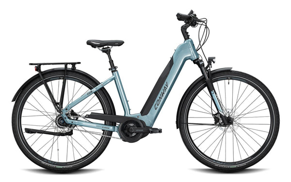 Trekking E-Bike Conway Cairon T 380 Wave LL