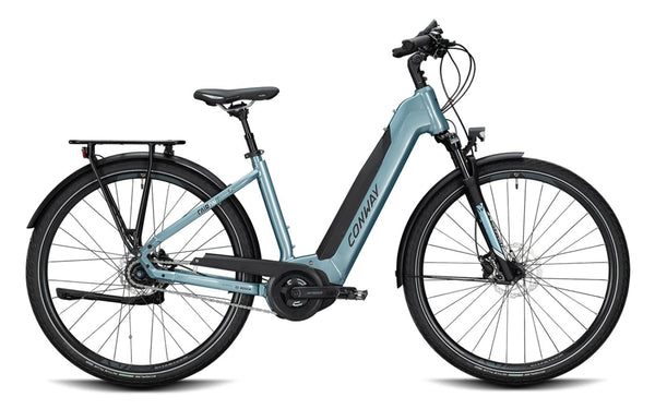 Trekking E-Bike Conway Cairon T 380 Wave RBN