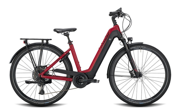 Trekking E-Bike Conway Cairon T 500 Wave