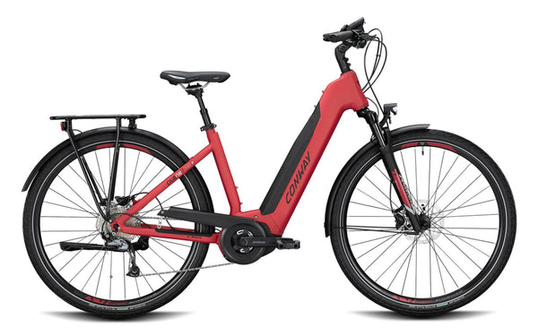 Trekking E-Bike Conway Cairon T 200 SE Wave 400