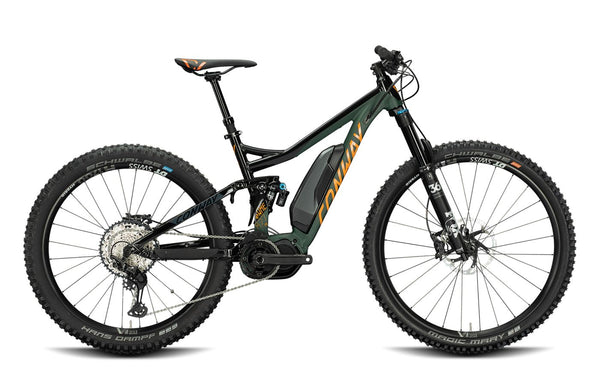 Mountain Full Suspension E-Bike Conway WME 827 MX