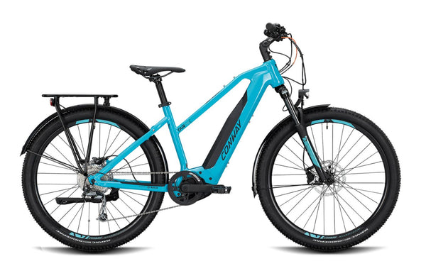 Mountain Hardtail E-Bike Conway Cairon C 227 SE TRAPEZ