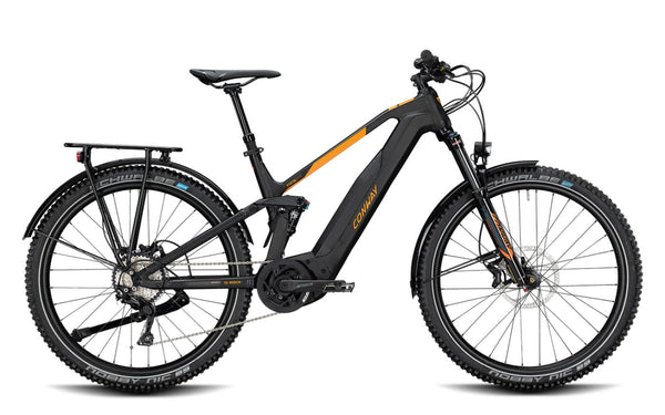Mountain Full Suspension E-Bike Conway XYRON C 227