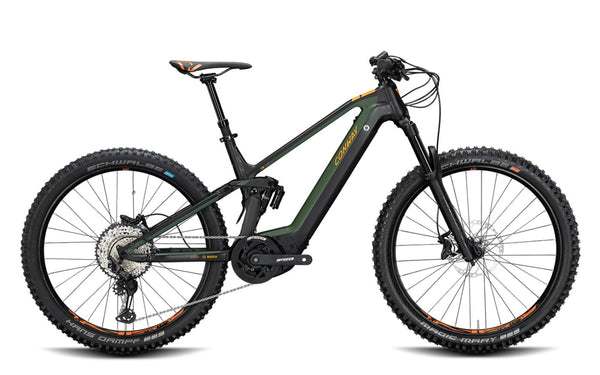 Mountain Full Suspension E-Bike Conway XYRON 427